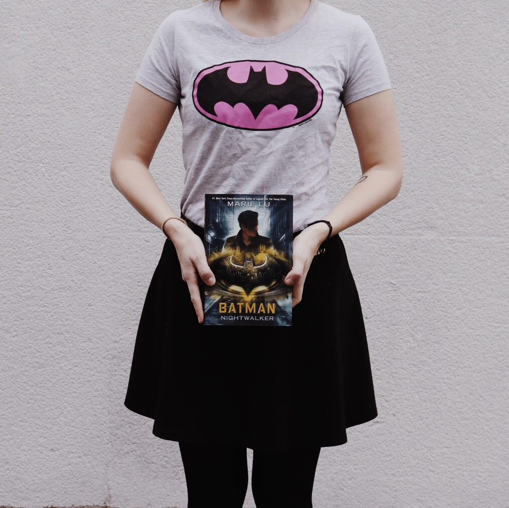 Rezension: Batman Nightwalker – Marie Lu