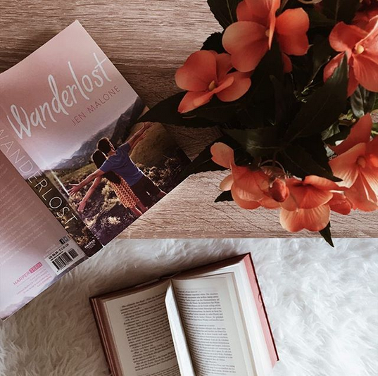 Rezension: Wanderlost – Jen Malone