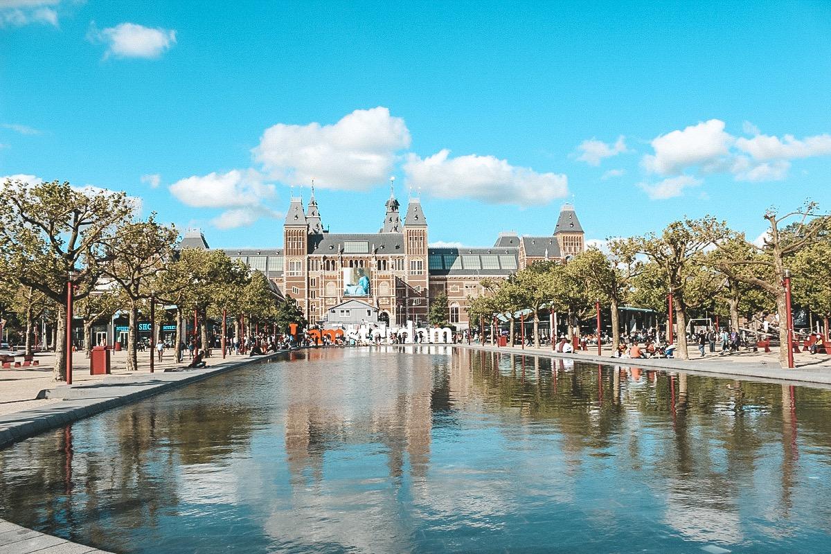 Großstadtmädchen. Ein Wochenende im wunderschönen Amsterdam.