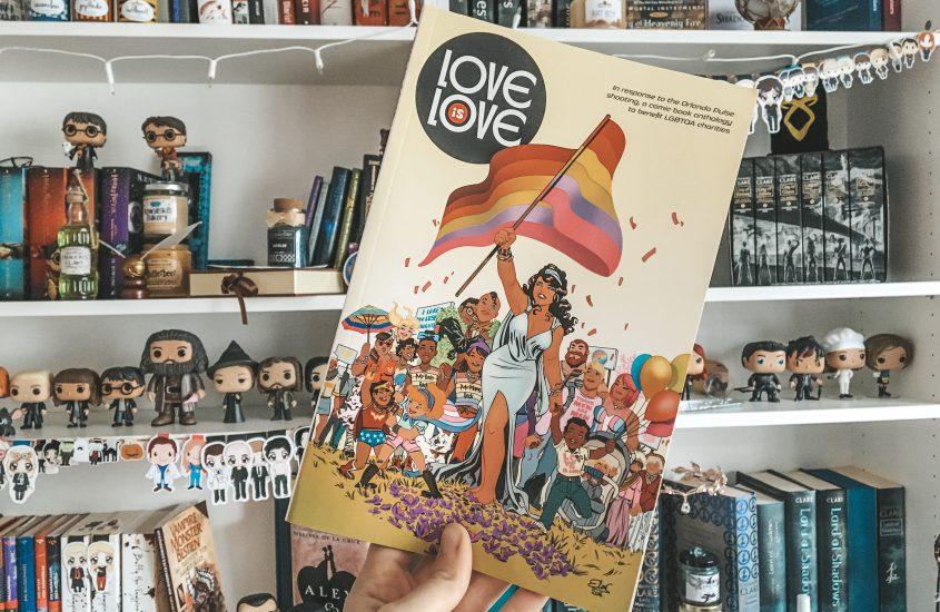 Rezension: Love is Love – Marc Andreyko u. a.