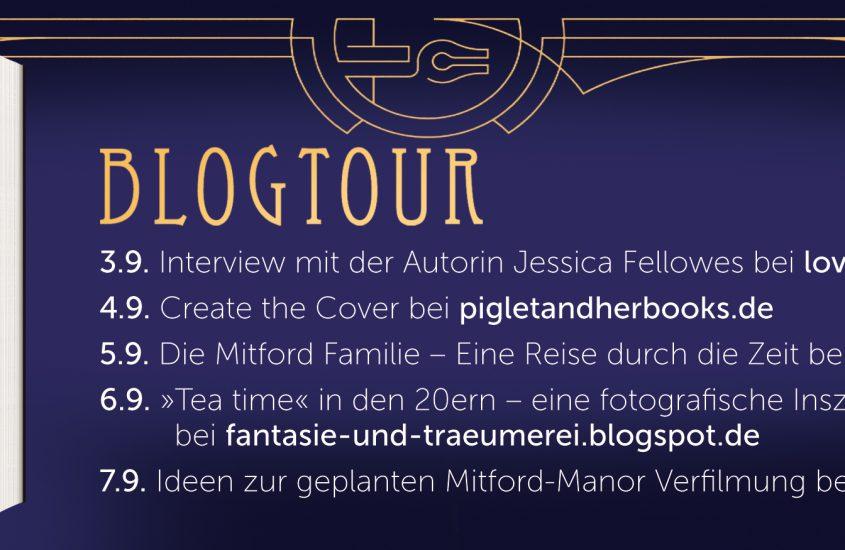 Blogtour | Die Familie Mitford: Eine Reise durch die Zeit – Die Schwestern von Mitford Manor von Jessica Fellowes