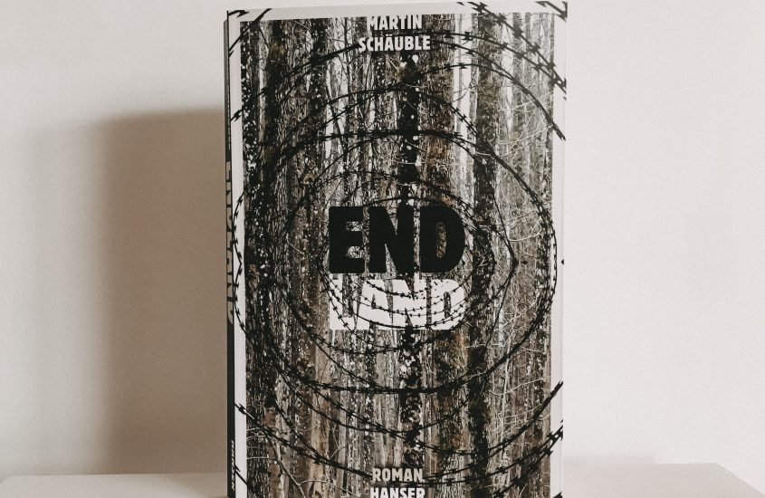 Rezension: Endland – Martin Schäuble
