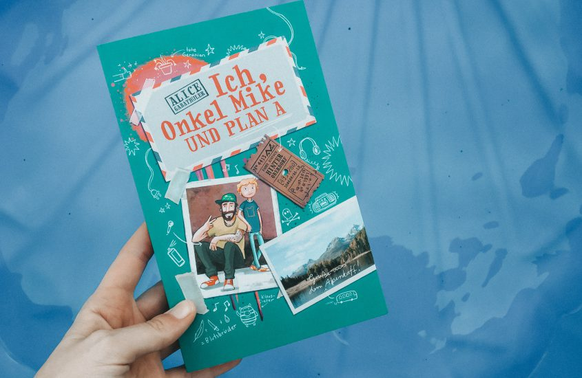 Rezension: Ich, Onkel Mike und Plan A – Alice Gabathuler