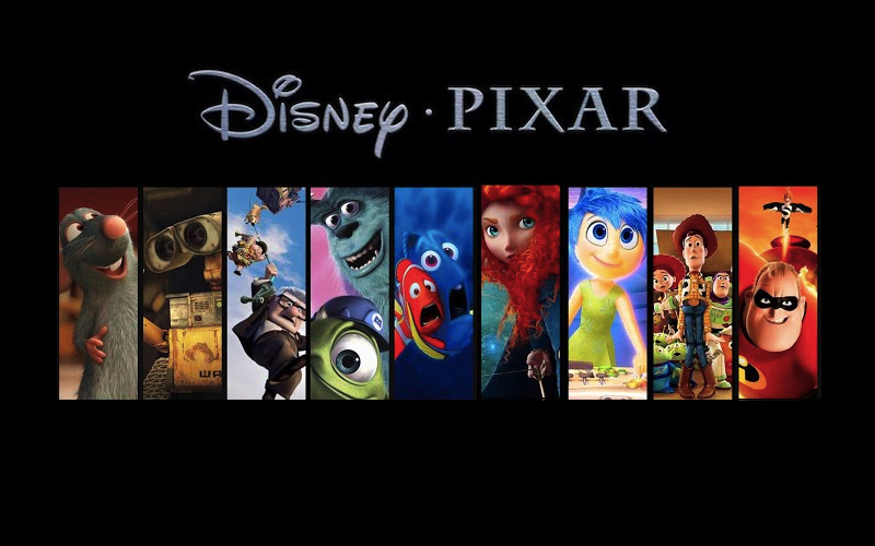 Meine fünf liebsten Disney & Pixar Animationsfilme