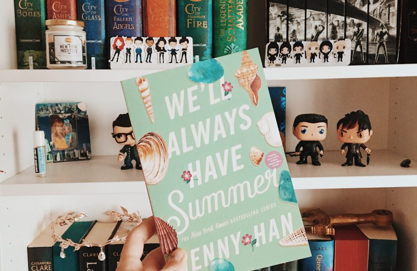 Rezension: We'll always have summer – Jenny Han
