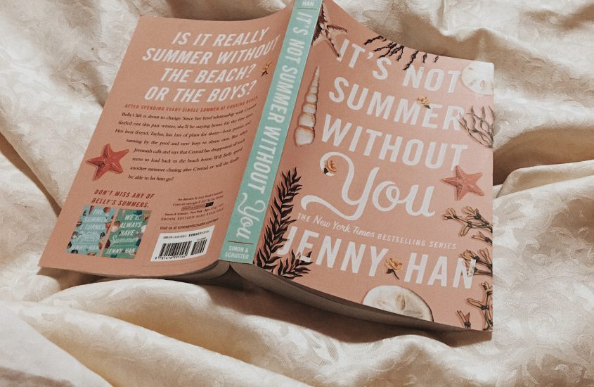 Rezension: It's not summer without you – Jenny Han