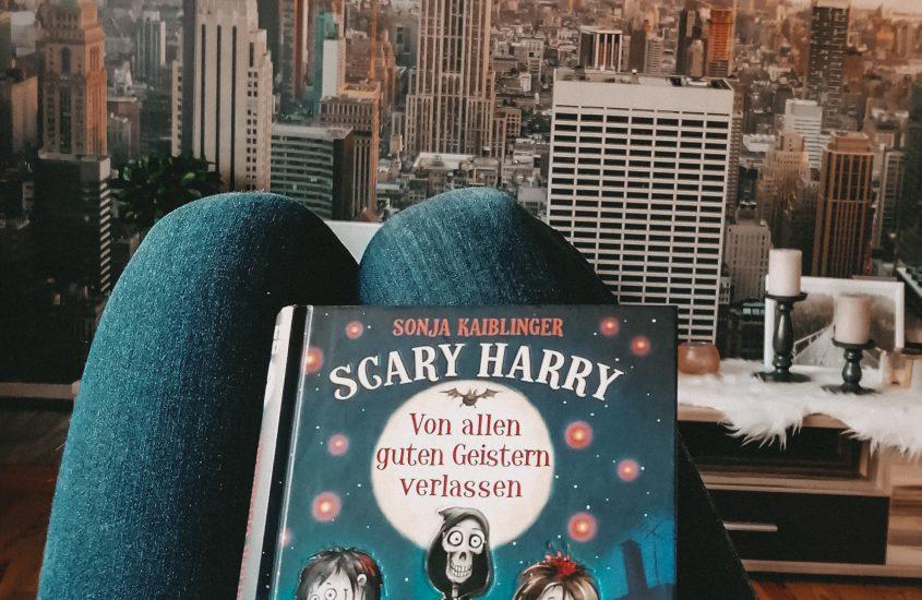Rezension: Scary Harry #1: Von allen guten Geistern verlassen – Sonja Kaiblinger