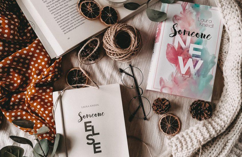 Rezension: Someone Else – Laura Kneidl