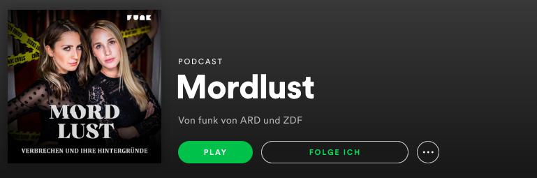 Podcast Kriminalfälle