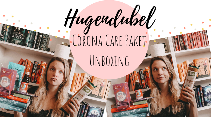 Video: Mein Gewinn – Ein Hugendubel Buchhandlungen Corona Care/Survival Paket UNBOXING