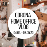 Video: Corona Home Office Vlog