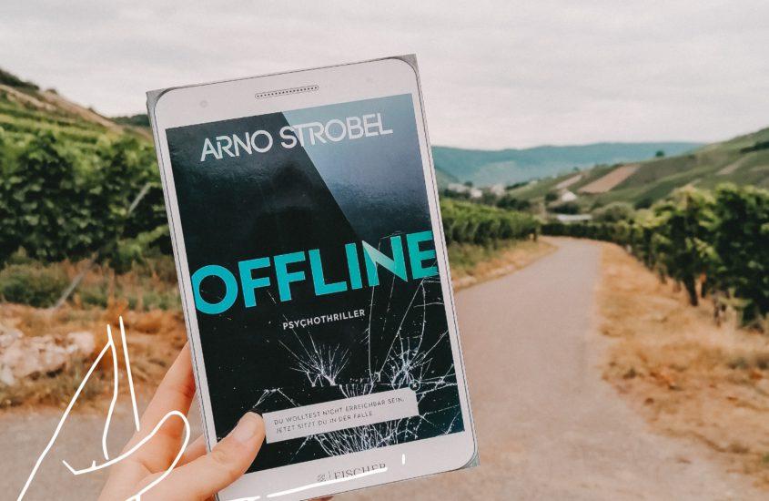Rezension: Offline – Arno Strobel