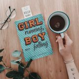 Rezension: Girl Running, Boy Falling – Kate Gordon